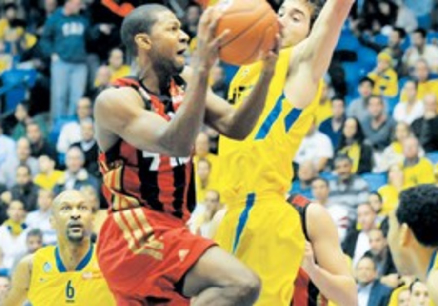 Hapoel Jerusalem vs. Maccabi Tel Aviv