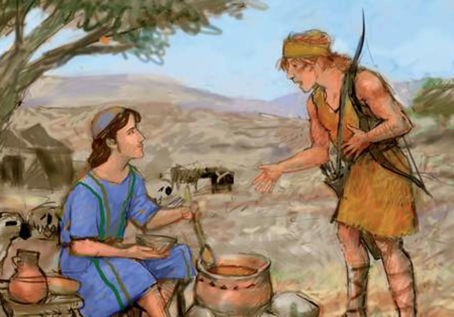 Jacob and Esau 521