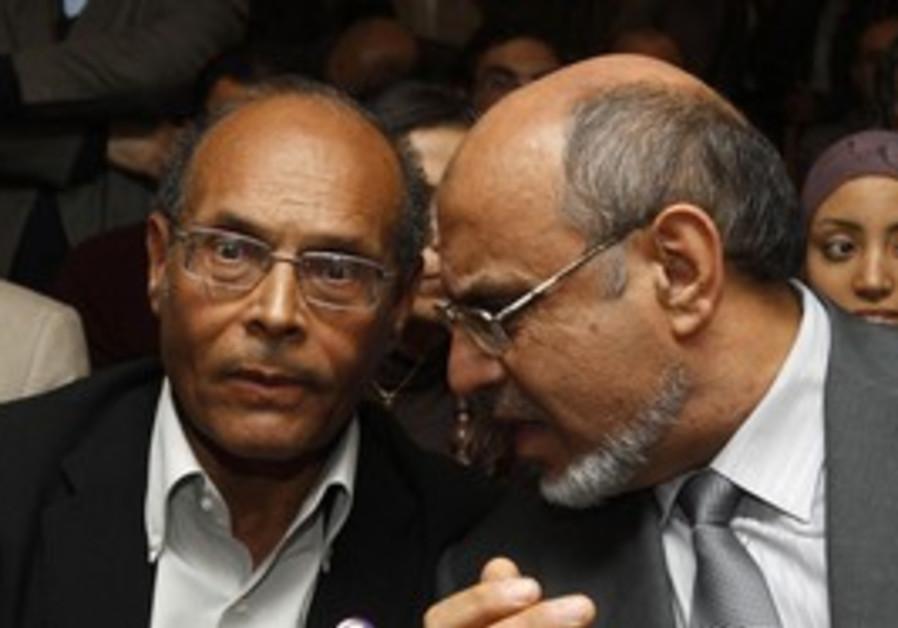 Moncef Marzouki (L) sp
