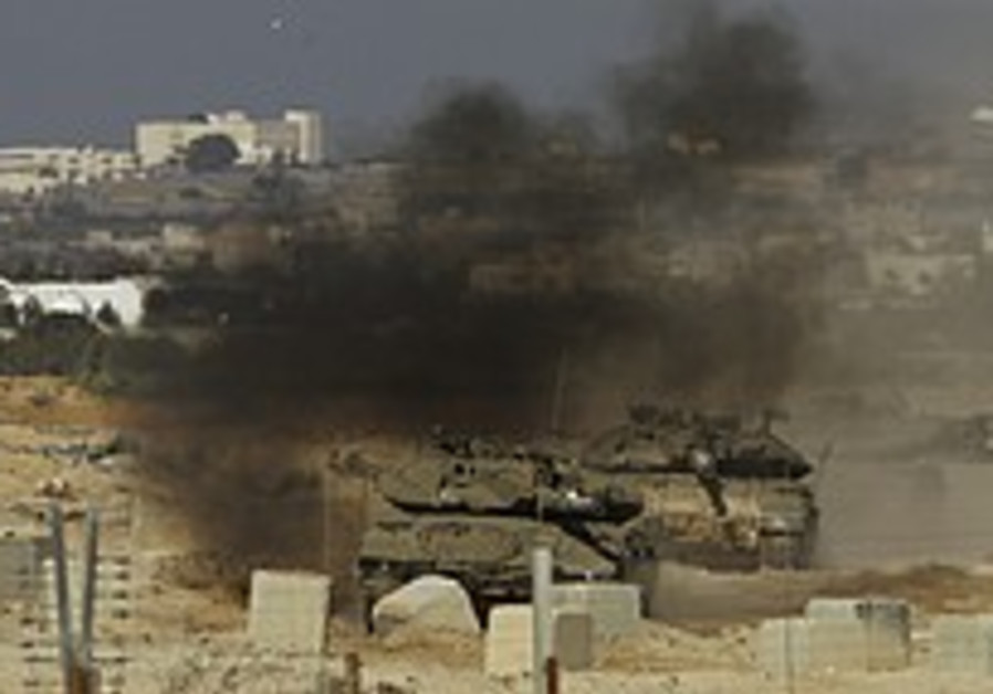 Defense officials: 'Limited Gaza ops having effect'