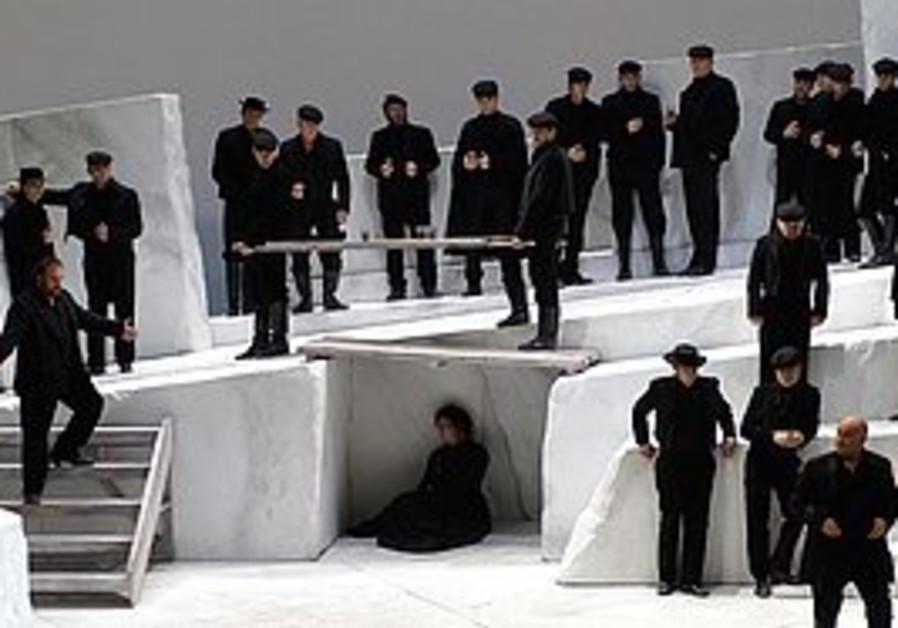 Israeli Opera, Cavalleria Rusticana and Pagliacci