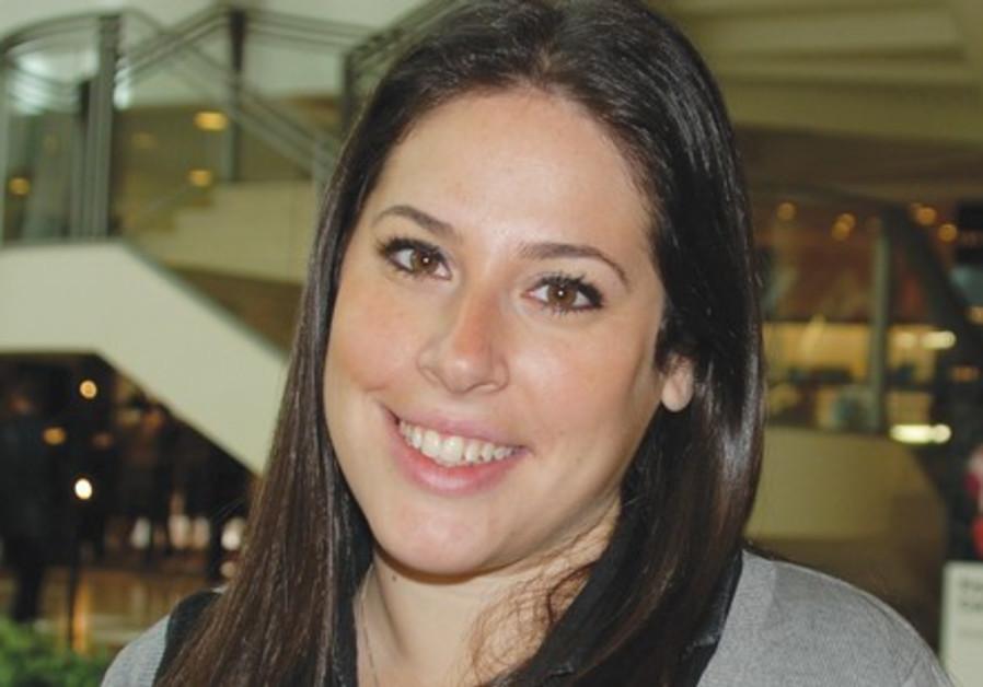 Sarah Groner.