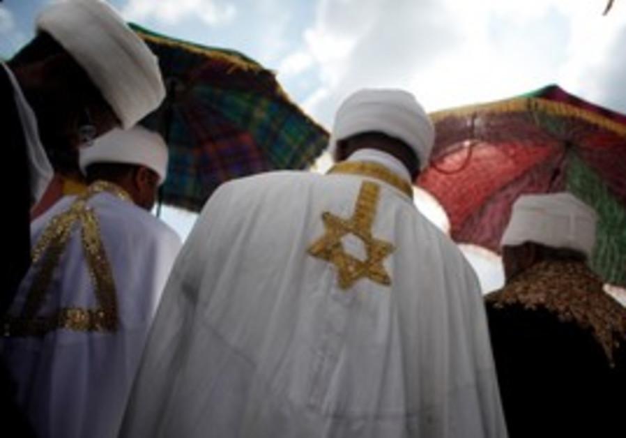 Ethiopians celebrate holiday of Sigd