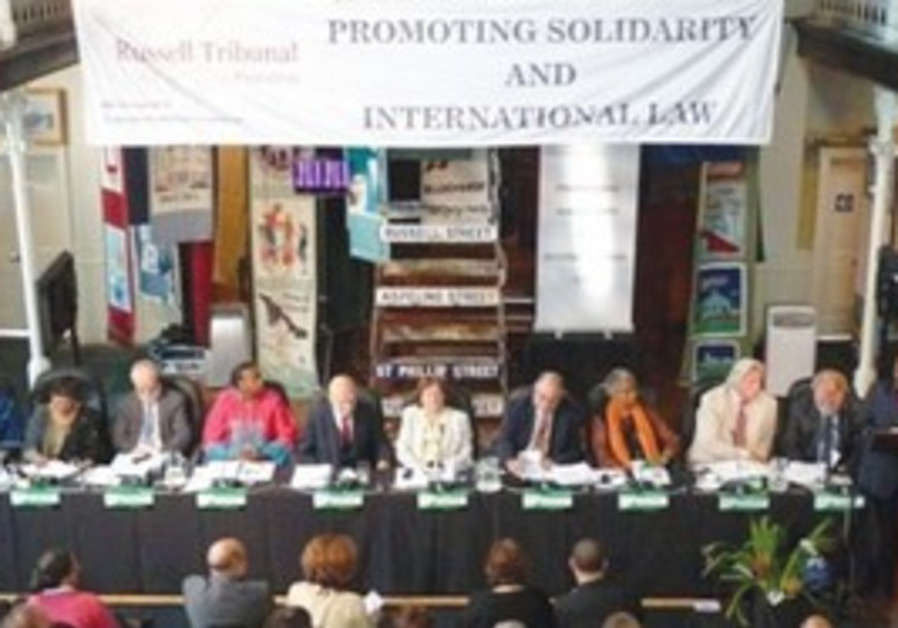 The Russell Tribunal
