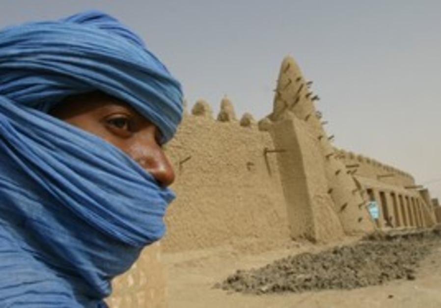 A Tuareg nomad
