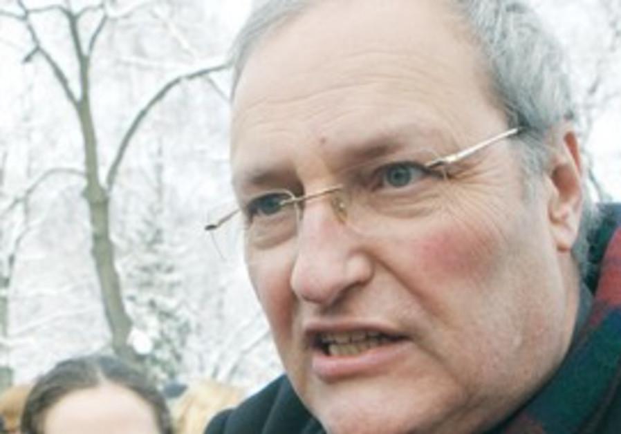 EFRAIM ZUROFF, director  Simon Wiesenthal Center