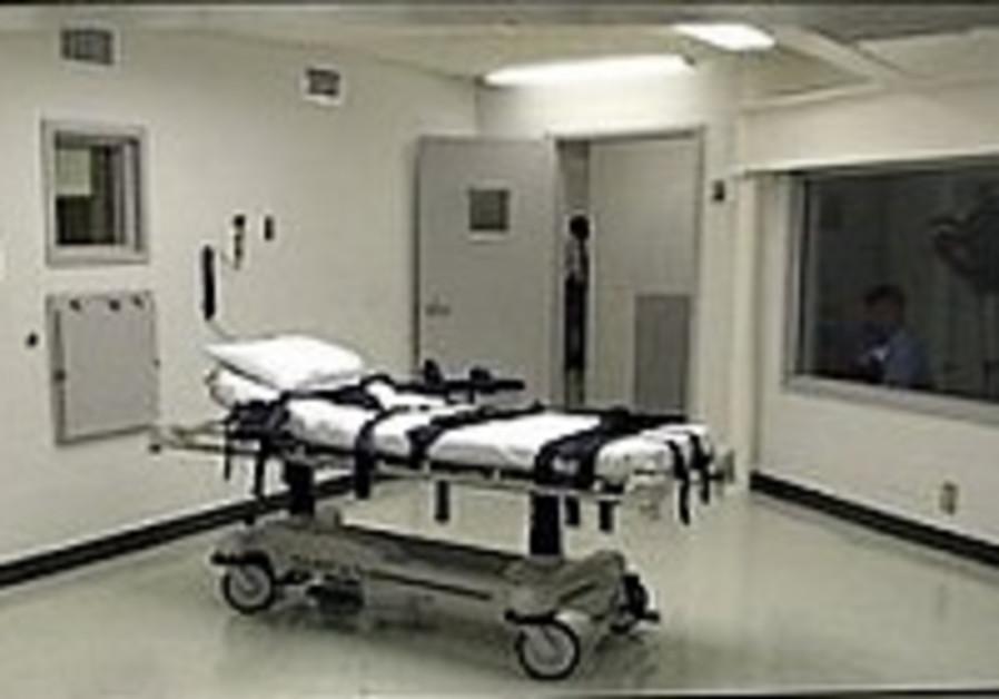 Jewish inmate executed in Florida