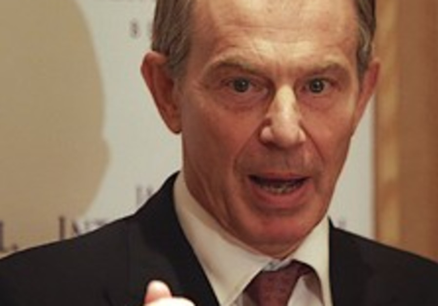 Blair: Israel faced post-pullout nightmare