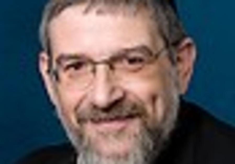 Rabbi Michael Melchior.