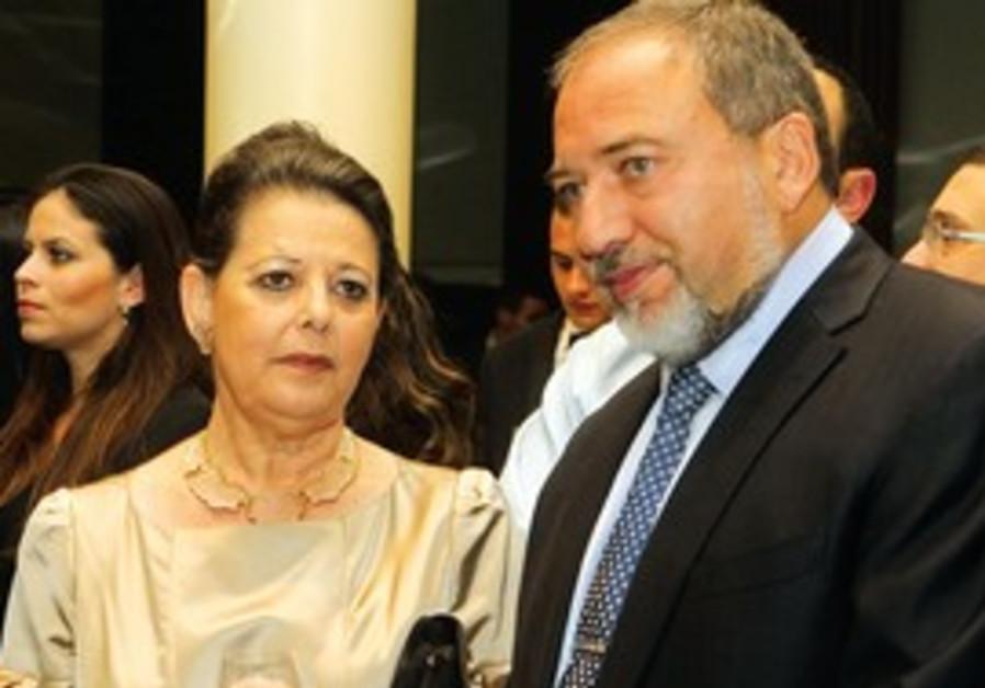 Lieberman at opening of 'Gateway to Montenegro'