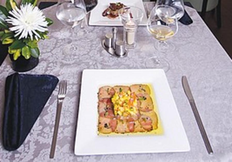 Food at La Rotisserie