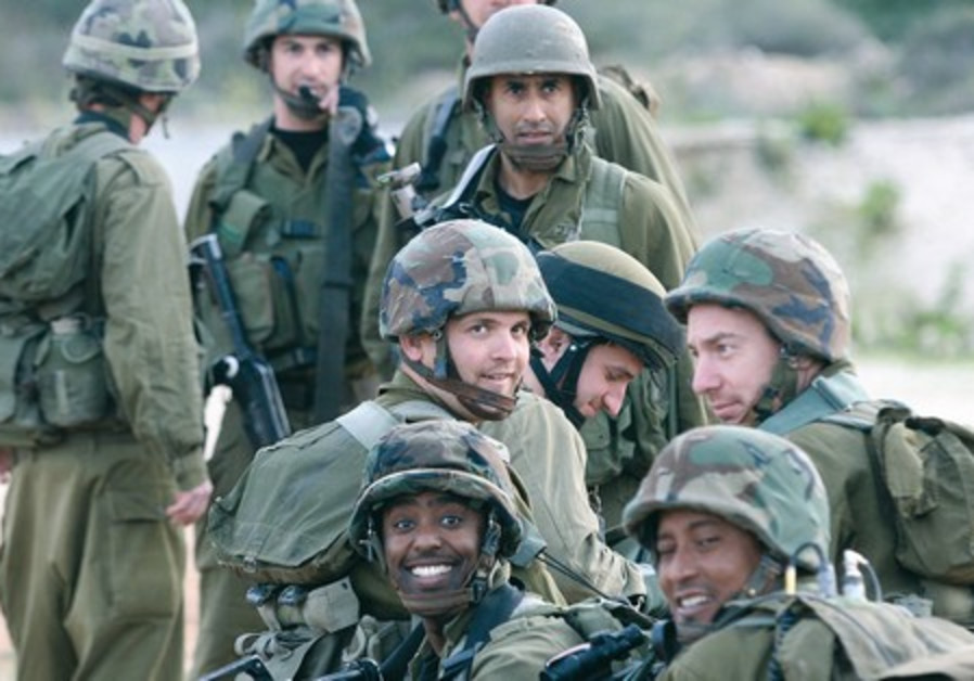 IDF reserve soldiers