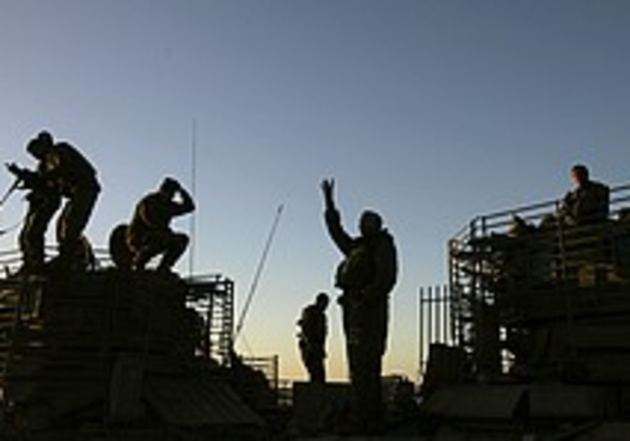 Serving in the IDF, 'for the sake of God and Jesus'