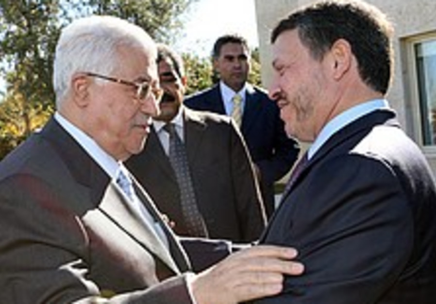 Abbas: US must be strong arbitrator
