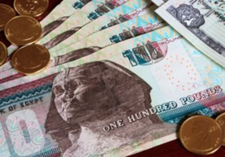 Egyptian currency, Egyptian pound