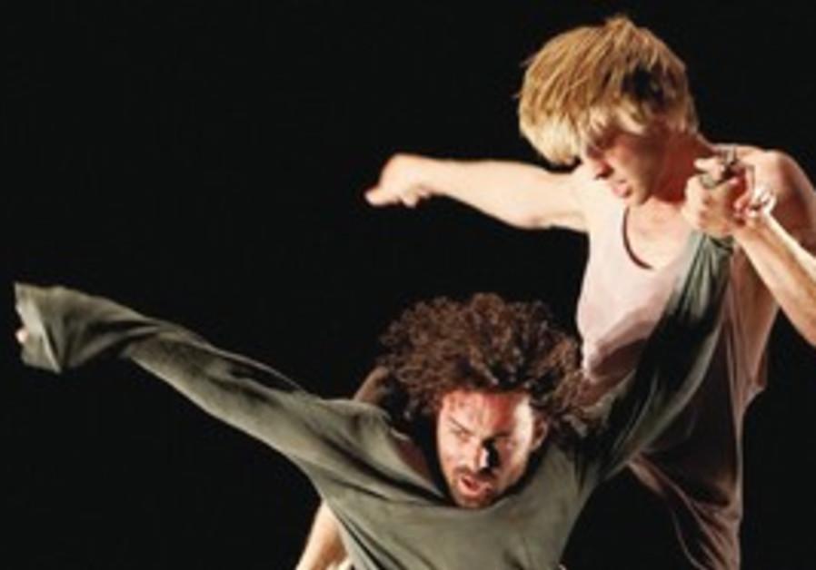 Dancer Sharon Fridman