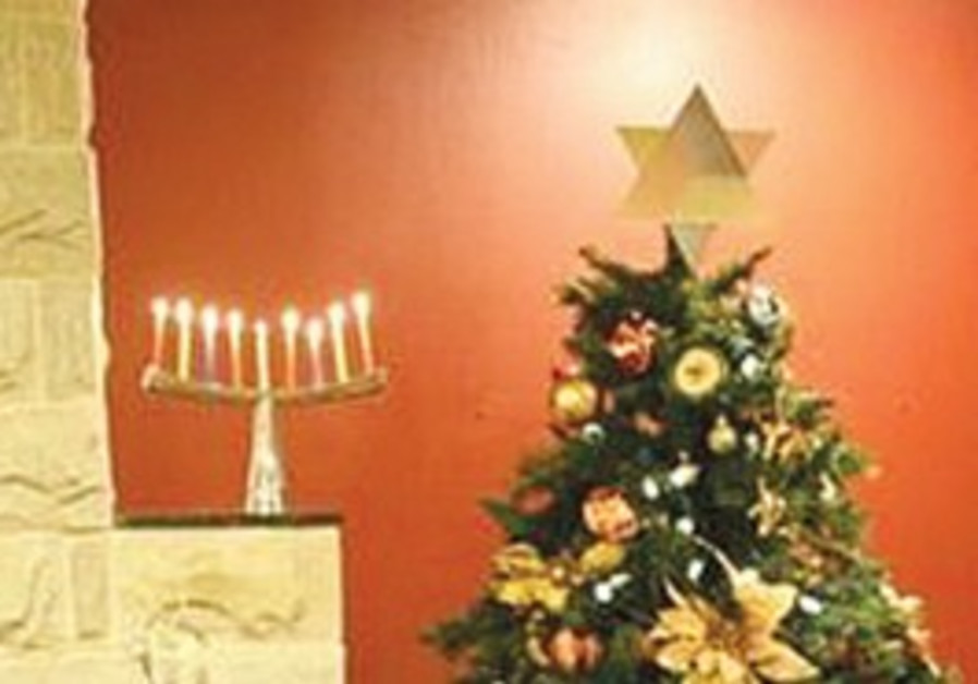 Star of David tree-topper