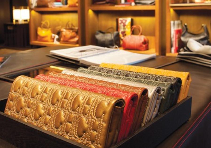 Carolina Herrera's flagship store