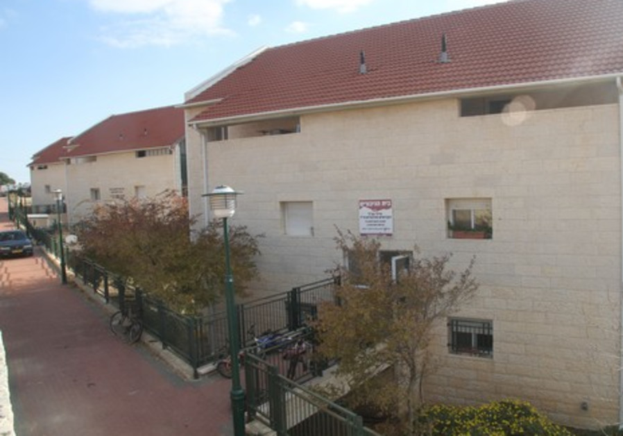 Beit El apartments slated for demolition