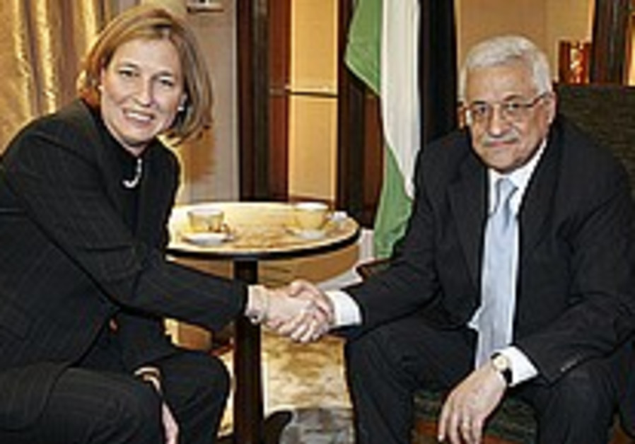 Livni: Palestinian state in Israel's interest