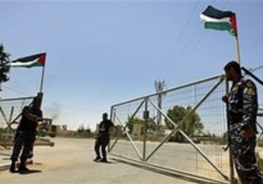 Israel sends US videos of Egypt helping Hamas