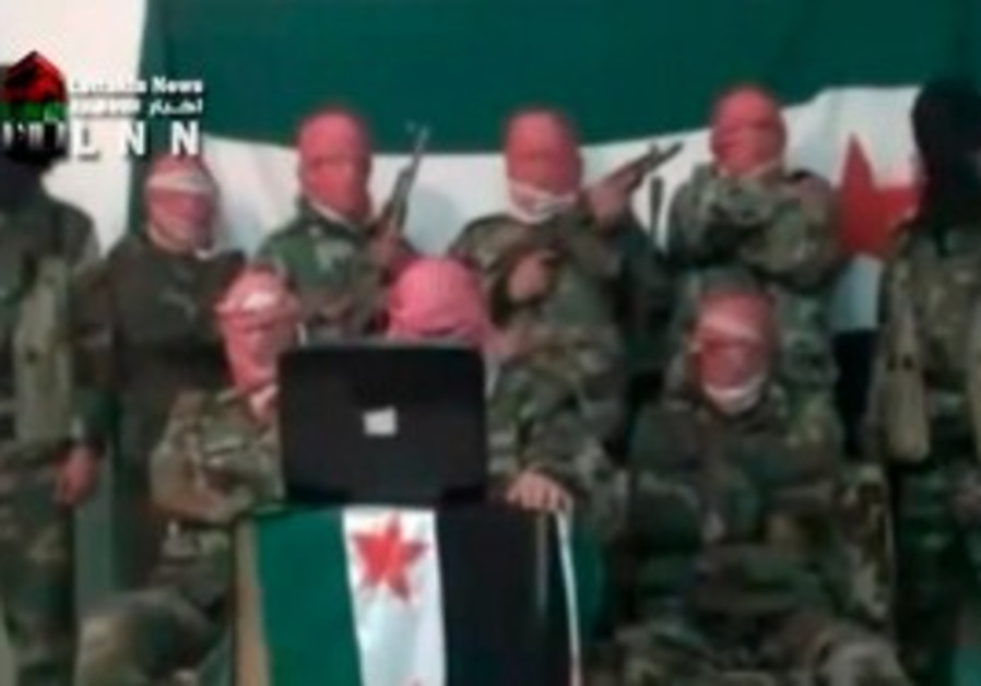Syrian army defectors