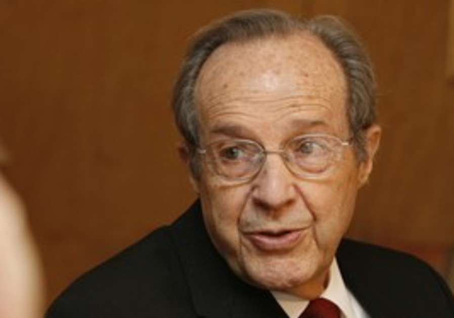 Former US defense secretary William Perry [file]