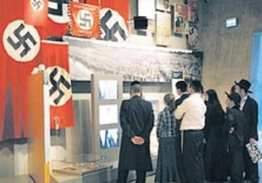 Haredi Holocaust remembrance