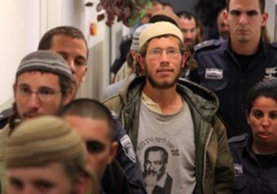 Settler arrested for crossing Jordan border
