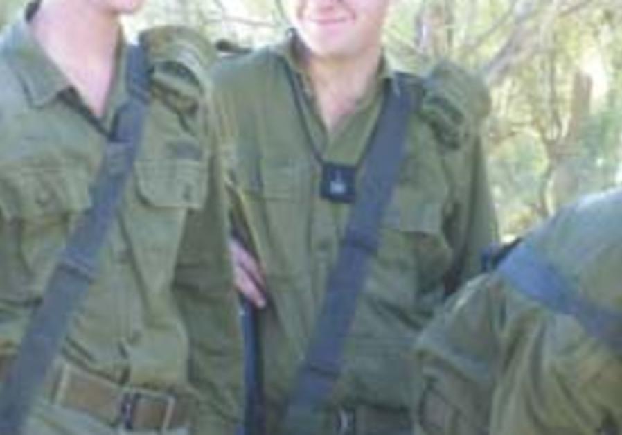 An orphan in uniform