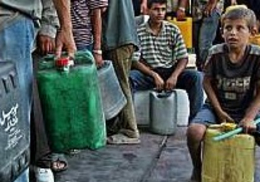 Petition against Gaza fuel cuts rejected