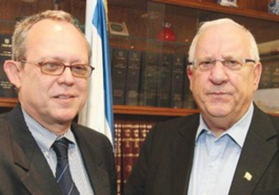 UN Official Frank La Rue and Rvilin