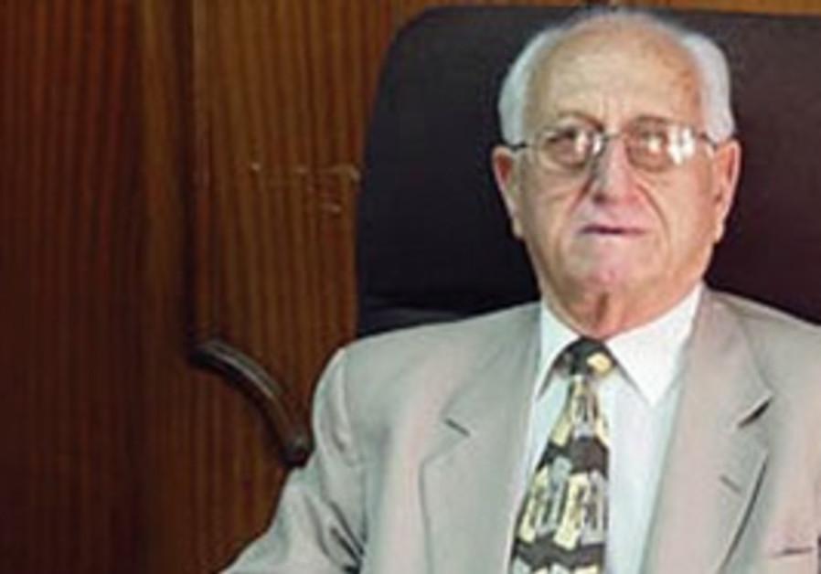 Bethlehem Mayor Victor Batarseh