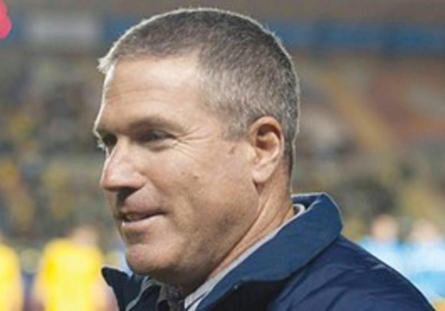 Mac TA interim coach Nir Levine