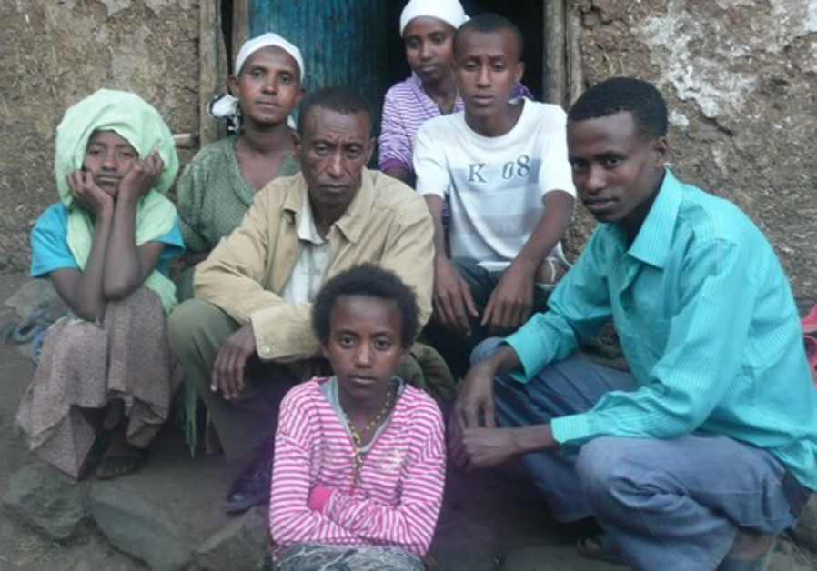 Synagogue in Ethiopia