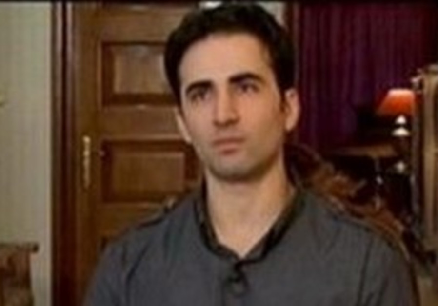 Iranian accused of spying, Amir Mirza Hekmati