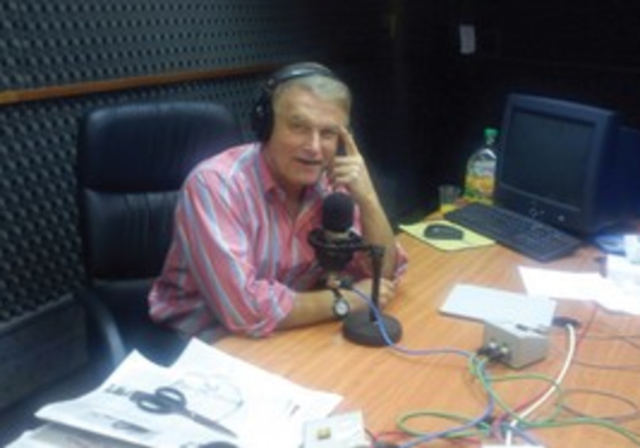 American radio host Doug Stephan