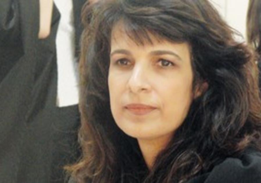 NITSANA DARSHAN-LEITNER of Israel Law Center