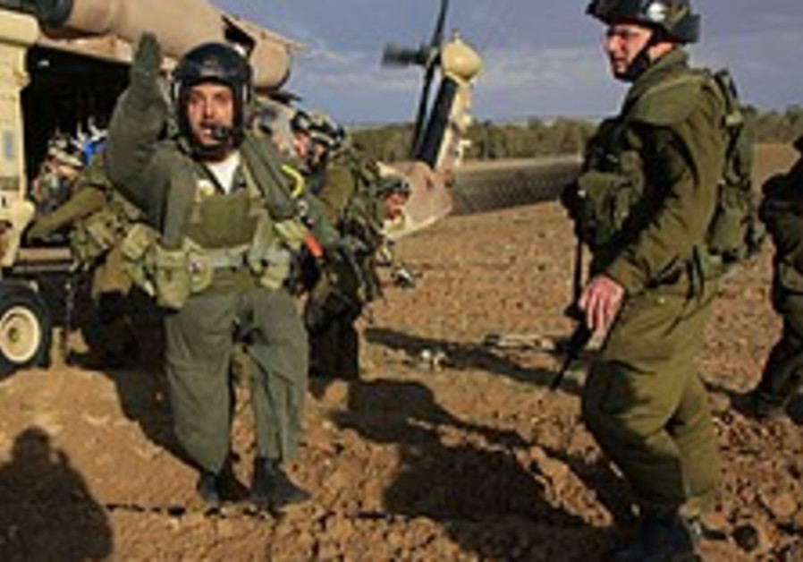 Soldier seriously wounded in Gaza