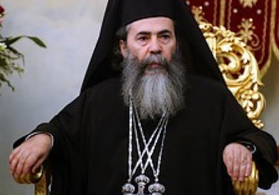 Jerusalem affairs: Religiously political