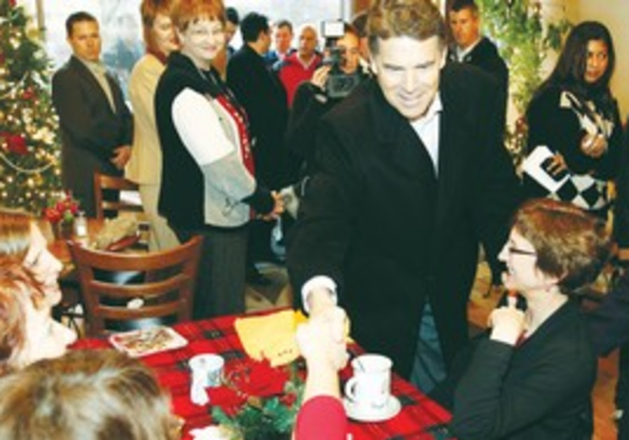 Rick Perry on Christmas