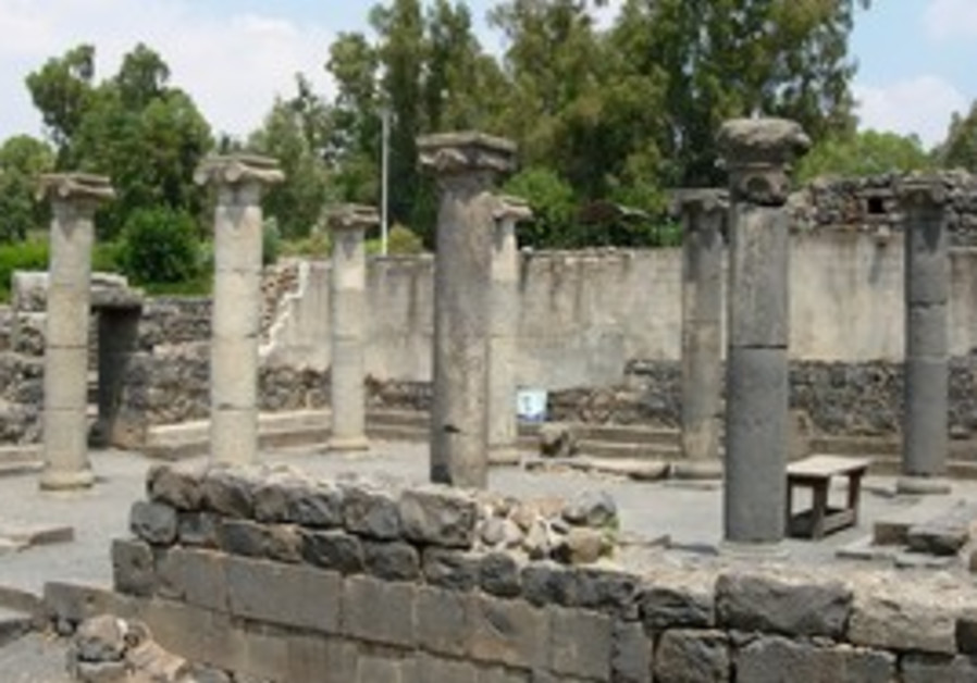 Archaeological gardens