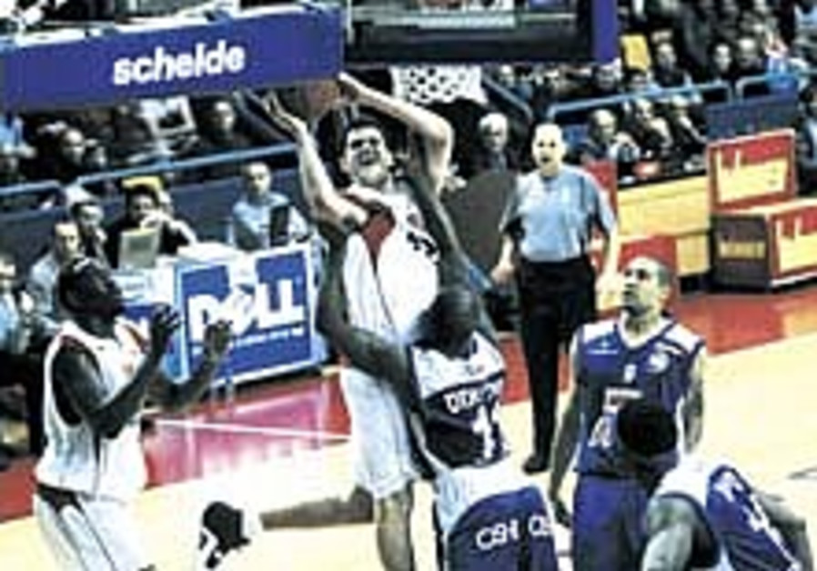 Local Basketball: Hapoel J'lem closes in on Cup semis