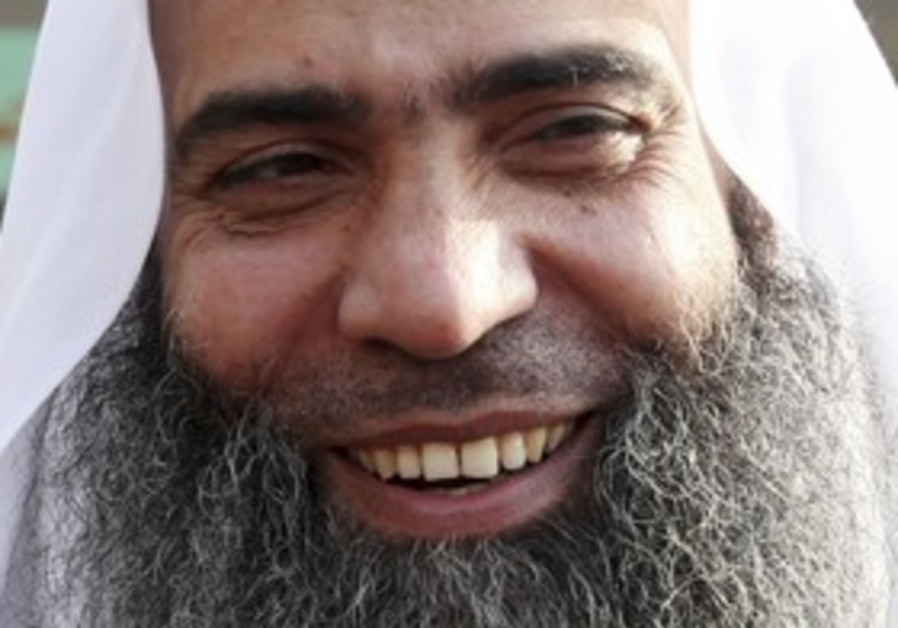 Abo El-Maty of the Salafist party
