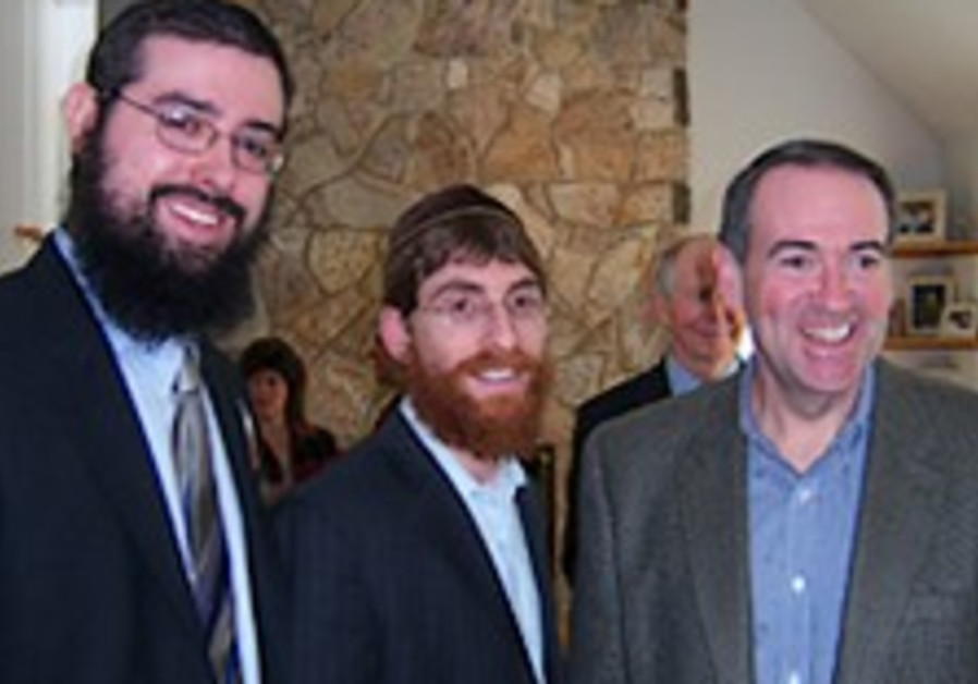 Can Huckabee ever win over Jewish voters?