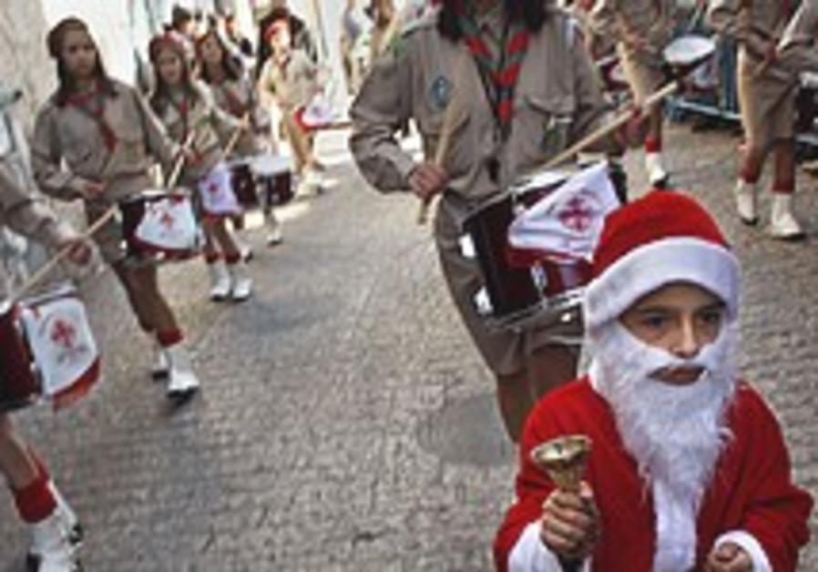Christmas cheer returns to Bethlehem