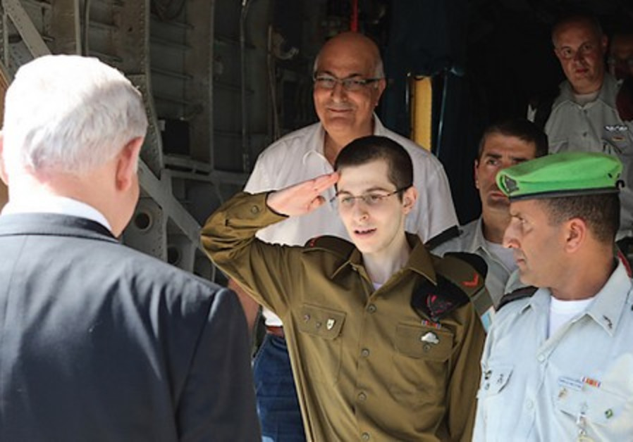 Gilad Shalit returning to Israel this year