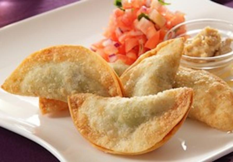 CookKosher - Avocado Wontons