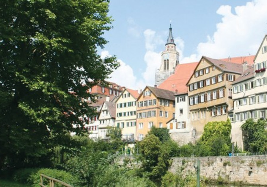 German town of Tübingen