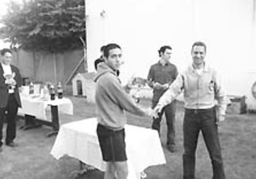 Squash: Avron wins Israeli championship